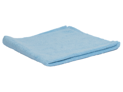 Moeller Stone Care Microvezeldoek 40x40 cm blauw - SCRATCHLESS