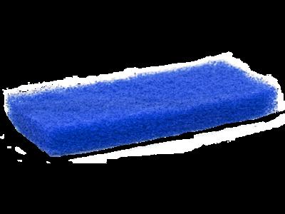 Moeller Stone Care Doodlebug schrobpad blauw (5 stuks)