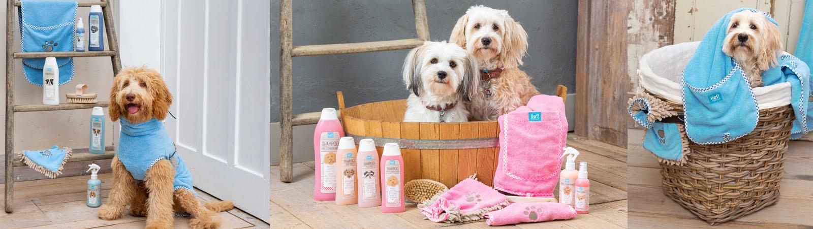 Lief! shampo
