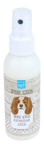Lief! Lief! lotion white lotus