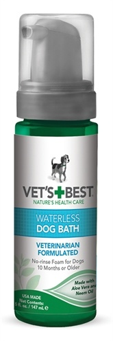Vets best Vets best waterless dog bath