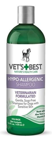 Vets best Vets best hypo-allergenic shampoo