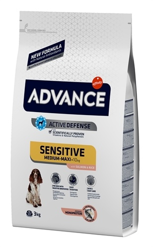 Advance Advance sensitive salmon / rice