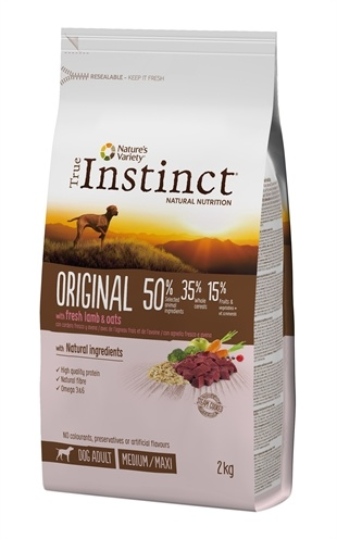 True instinct True instinct original medium adult lamb