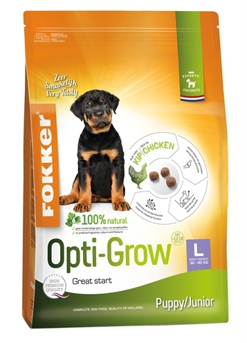 Fokker Fokker opti-grow puppy / junior large