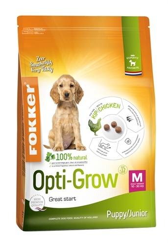 Fokker Fokker opti-grow puppy / junior medium