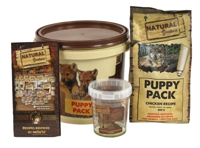 Natural greatness Natural greatness puppy pack chicken recipe