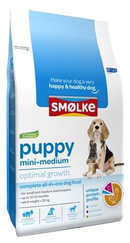Smolke Smolke puppy mini/medium brokken