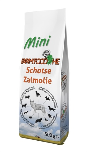 Farm food Farm food high energy schotse zalmolie mini