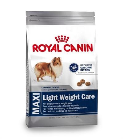 Royal canin Royal canin maxi light weight