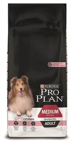 Pro plan Pro plan dog adult medium sensitive skin