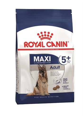 Royal canin Royal canin maxi adult 5+