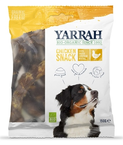Yarrah Yarrah dog bio kippennekken