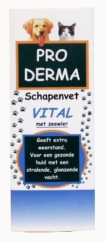 Proderma Proderma schapenvet vital/zeewier
