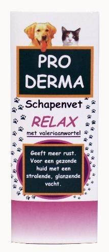 Proderma Proderma schapenvet relax/valeriaan