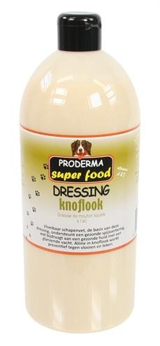 Proderma Proderma vloeibaar schapenvet dressing knoflook