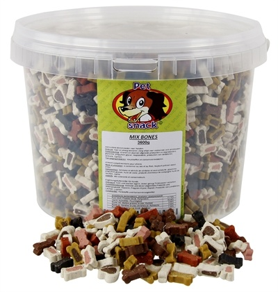 Petsnack Petsnack mix bones