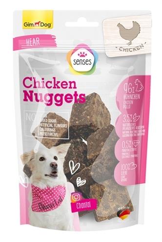 Gimborn Gimdog senses pure chicken nuggets