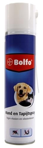 Bolfo Bolfo mand- en tapijtspray