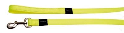 Rogz for dogs Rogz for dogs fanbelt long lijn geel
