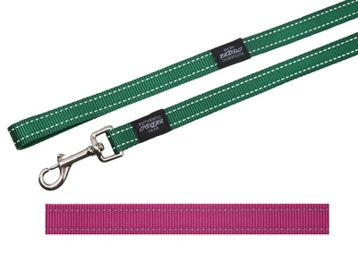 Rogz for dogs Rogz for dogs fanbelt long lijn roze