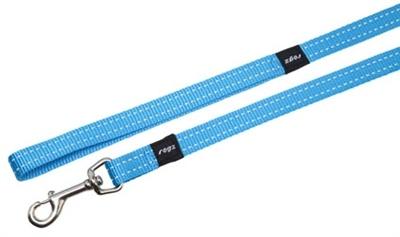 Rogz for dogs Rogz for dogs snake long lijn turquoise