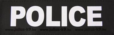 Julius k9 Julius k9 labels voor power-harnas/tuig police
