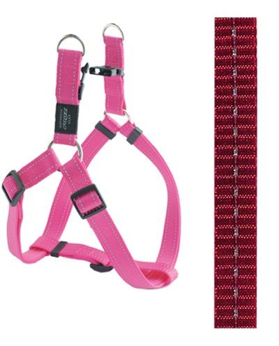 Rogz for dogs Rogz for dogs nitelife step-in h rood