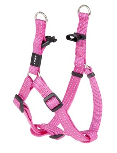 Rogz for dogs Rogz for dogs snake step-in tuig roze