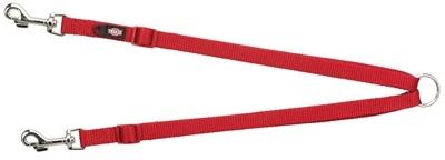 Trixie Trixie hondenriem premium koppellijn rood