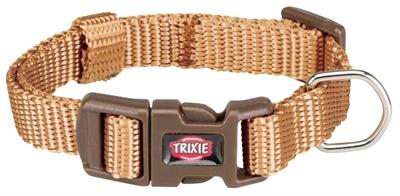Trixie Trixie halsband hond premium karamel