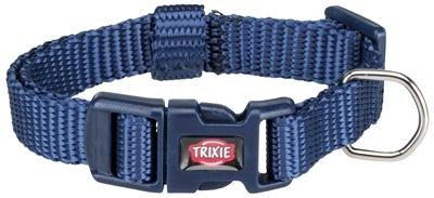 Trixie Trixie halsband hond premium indigo blauw