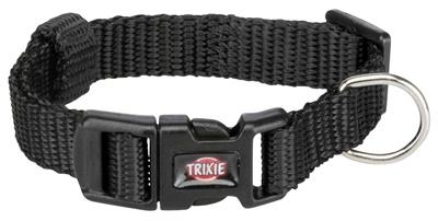 Trixie Trixie halsband hond premium zwart