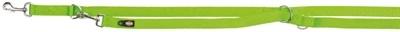 Trixie Trixie hondenriem premium verstelbaar nylon appel