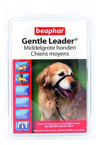 Gentle leader Beaphar gentle leader black