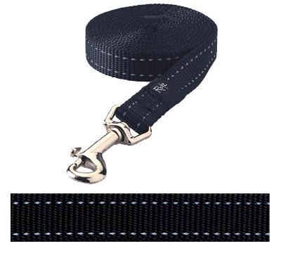 Rogz for dogs Rogz for dogs snake lijn zwart
