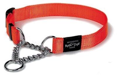 Rogz for dogs Rogz for dogs lumberjack choker oranje