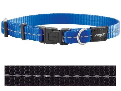 Rogz for dogs Rogz for dogs nitelife halsband zwart
