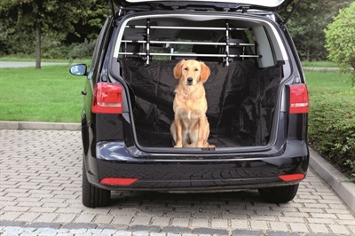 Trixie Trixie auto hondendeken kofferbak zwart