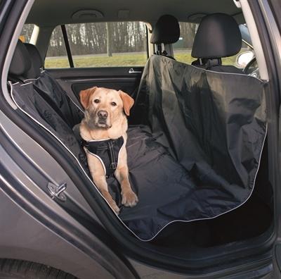 Trixie Trixie auto-hondendeken zwart