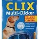 The company of animals Coa clix multi-clicker 3 tonig blauw