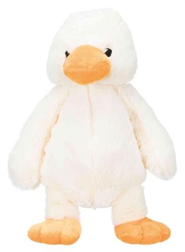 Trixie Trixie pluche eend wit