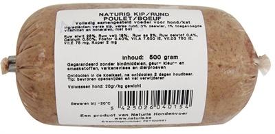 Naturis Naturis kip / rund
