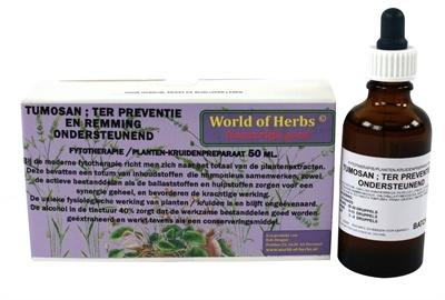 World of herbs World of herbs fytotherapie tumosan