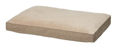 Woefwoef Woefwoef hondenkussen lounge oxford outdoor velvet taupe