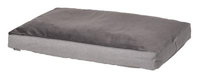 Woefwoef Woefwoef hondenkussen lounge oxford outdoor velvet grijs