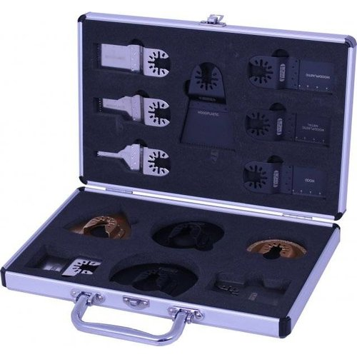 Lumberjack 13-Delige QR MultiTool Set |  MTB13QR