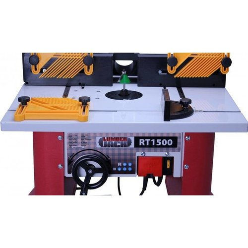 Lumberjack Router table RT1500 - 1500W