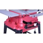 Lumberjack TS254SE Zaagtafel met 3 tafelverbreders