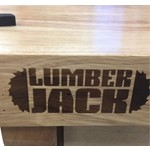Lumberjack Woodworking Bench with 2 drawers and 1 vice WB1520D2